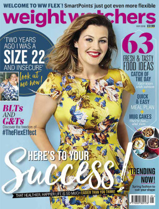 WW Magazine (Weight Watchers reimagined) May 2018