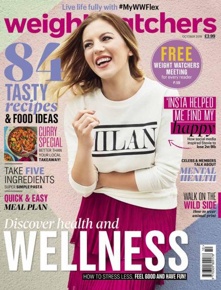 WW Magazine (Weight Watchers reimagined) Subscription Best Offer