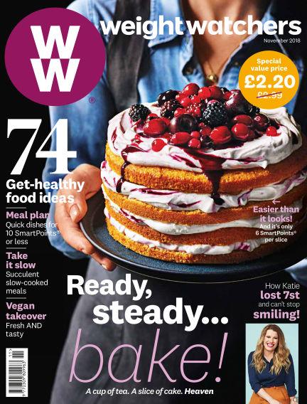WW Magazine (Weight Watchers reimagined) September 26, 2018 00:00