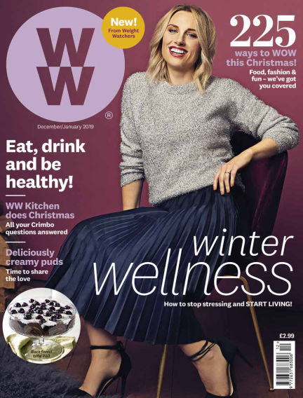 WW Magazine (Weight Watchers reimagined) October 31, 2018 00:00