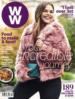 WW Magazine (Weight Watchers reimagined) February 2019