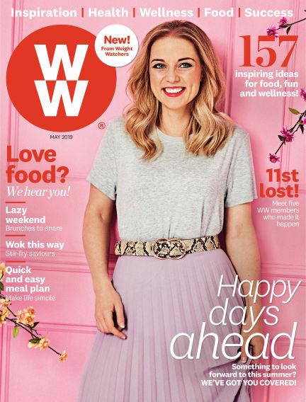 WW Magazine (Weight Watchers reimagined) March 20, 2019 00:00