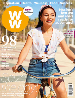 WW Magazine (Weight Watchers reimagined) August 2019