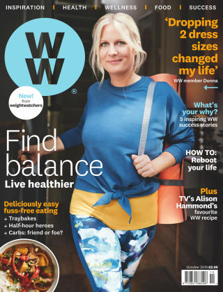 WW Magazine (Weight Watchers reimagined) Ocrober 2019