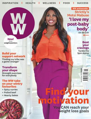 WW Magazine (Weight Watchers reimagined) November 2019