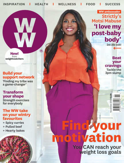 WW Magazine (Weight Watchers reimagined) October 03, 2019 00:00