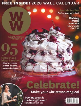 WW Magazine (Weight Watchers reimagined) December 2019