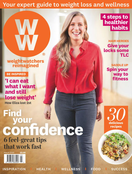 WW Magazine (Weight Watchers reimagined) February 06, 2020 00:00