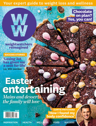 WW Magazine (Weight Watchers reimagined) April 2020
