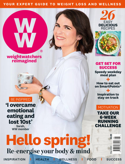 WW Magazine (Weight Watchers reimagined)