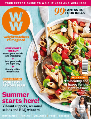 WW Magazine (Weight Watchers reimagined) July 2020