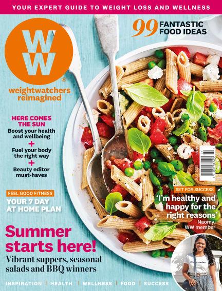 WW Magazine (Weight Watchers reimagined)