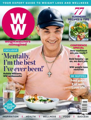 WW Magazine (Weight Watchers reimagined) August 2020