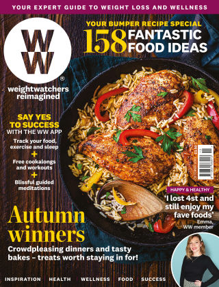 WW Magazine (Weight Watchers reimagined) October 2020
