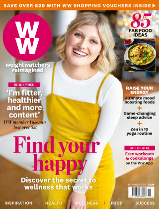 WW Magazine (Weight Watchers reimagined) November 2020