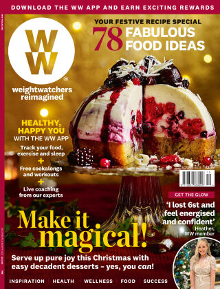 WW Magazine (Weight Watchers reimagined) Dec:Jan 2021