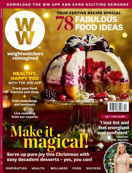 WW Magazine (Weight Watchers reimagined) November 04, 2020 00:00
