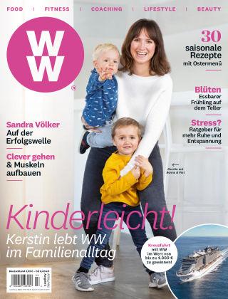 WW Deutschland Magazine (Weight Watchers reimagined) Apr:May 2019