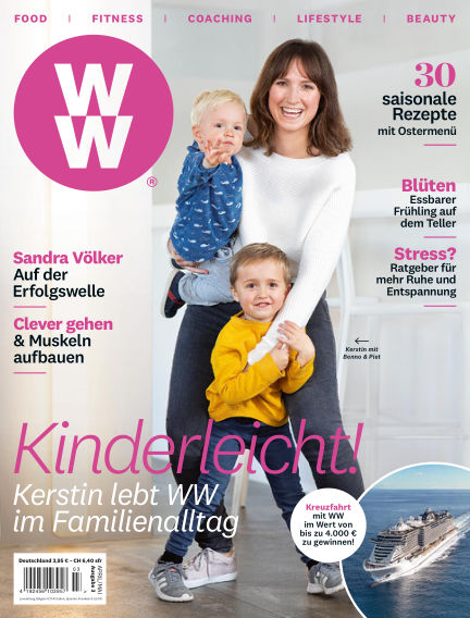 WW Deutschland Magazine (Weight Watchers reimagined) April 05, 2019 00:00