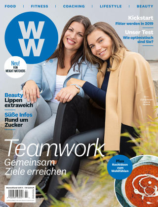 WW Deutschland Magazine (Weight Watchers reimagined) Feb:Mar 2019