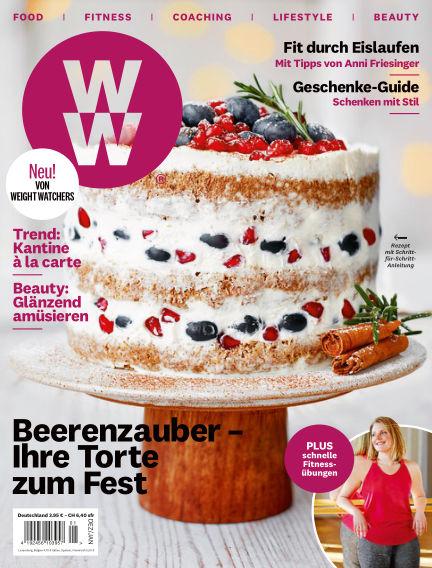 WW Deutschland Magazine (Weight Watchers reimagined) November 06, 2018 00:00