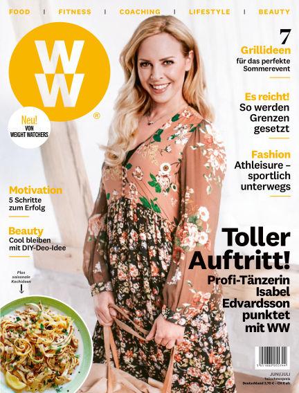 WW Deutschland Magazine (Weight Watchers reimagined) May 08, 2019 00:00