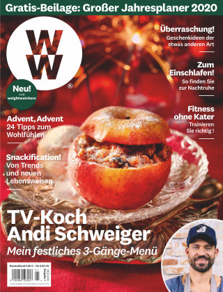 WW Deutschland Magazine (Weight Watchers reimagined) Dez:Jan 2020