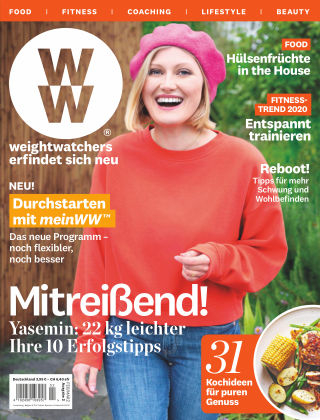 WW Deutschland Magazine (Weight Watchers reimagined) Februar:März 2020