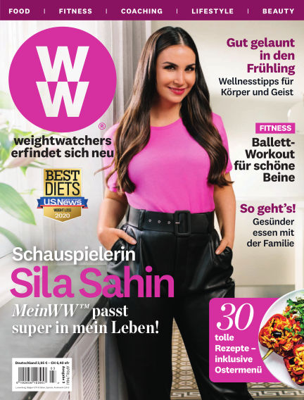 WW Deutschland Magazine (Weight Watchers reimagined) March 04, 2020 00:00