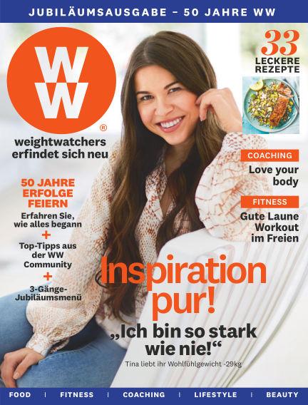 WW Deutschland Magazine (Weight Watchers reimagined) May 06, 2020 00:00