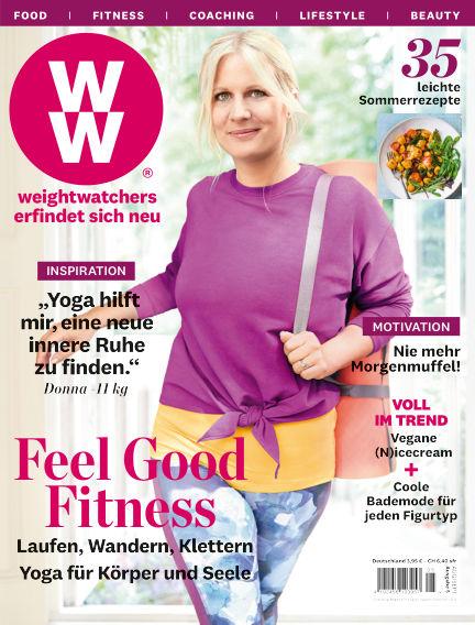 WW Deutschland Magazine (Weight Watchers reimagined) July 01, 2020 00:00