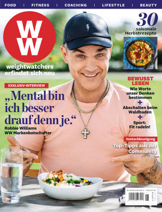 WW Deutschland Magazine (Weight Watchers reimagined) Okt:Nov 2020