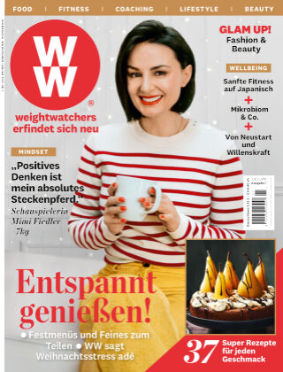 WW Deutschland Magazine (Weight Watchers reimagined) Dezember:Januar 2021
