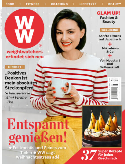 WW Deutschland Magazine (Weight Watchers reimagined) November 04, 2020 00:00