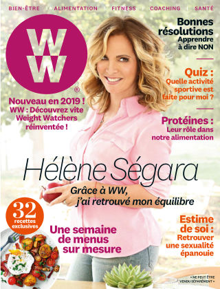 WW France Magazine (Weight Watchers reimagined) Jan:Fév 2019