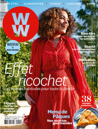 WW France Magazine (Weight Watchers reimagined) Mar:Avr 2019