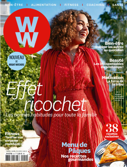 WW France Magazine (Weight Watchers reimagined) April 05, 2019 00:00