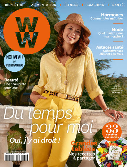 WW France Magazine (Weight Watchers reimagined) May 02, 2019 00:00