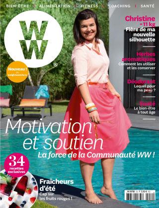 WW France Magazine (Weight Watchers reimagined) Juillet:Août 2019