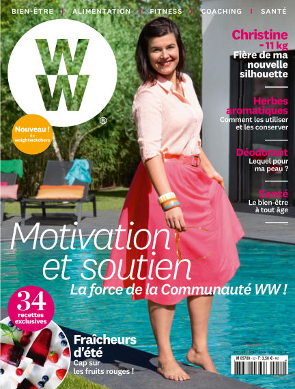 WW France Magazine (Weight Watchers reimagined) July 03, 2019 00:00