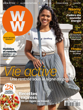 WW France Magazine (Weight Watchers reimagined) Sept - Oct 2019