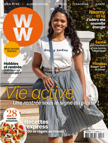 WW France Magazine (Weight Watchers reimagined) September 04, 2019 00:00