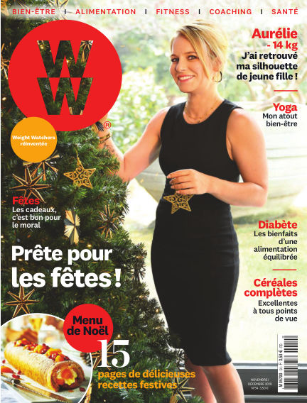 WW France Magazine (Weight Watchers reimagined) November 06, 2019 00:00