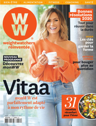 WW France Magazine (Weight Watchers reimagined) Jan:Fév 2020