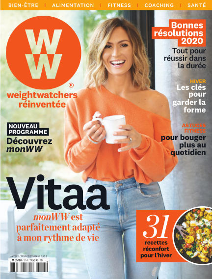 WW France Magazine (Weight Watchers reimagined) January 02, 2020 00:00
