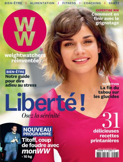 WW France Magazine (Weight Watchers reimagined) March 04, 2020 00:00