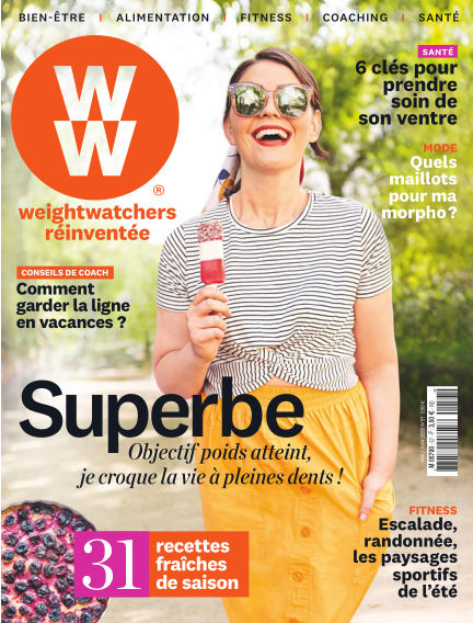 WW France Magazine (Weight Watchers reimagined) May 06, 2020 00:00