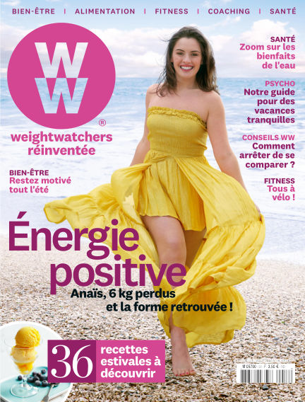WW France Magazine (Weight Watchers reimagined) July 01, 2020 00:00