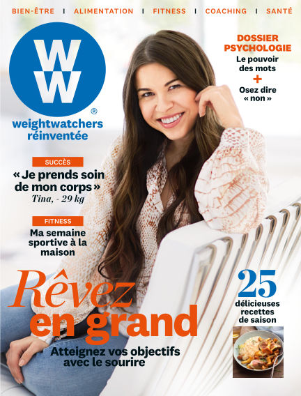 WW France Magazine (Weight Watchers reimagined)