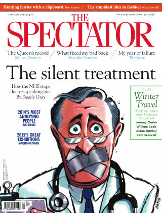The Spectator 3rd January 2015